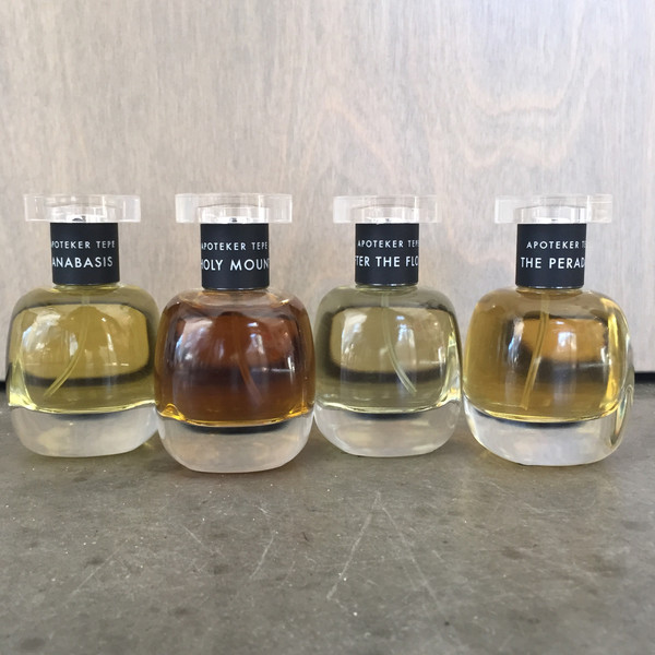 Apoteker Tepe Perfumes