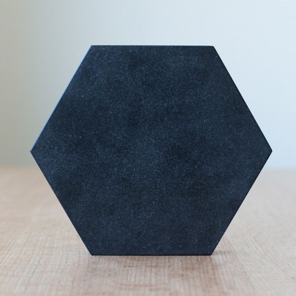Fort Standard Black Granite Trivet