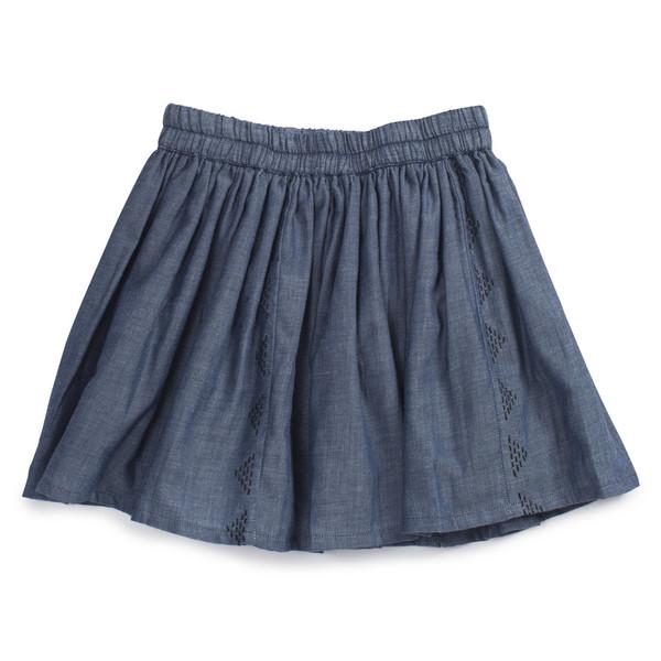 Ketiketa Almendra Skirt Indigo