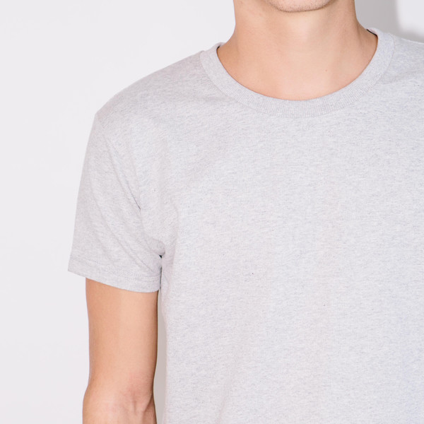 Basic Rights Heavy Weight T-Shirt, Gray