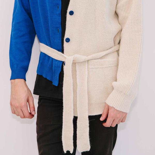 Indecisive Wool Cardigan