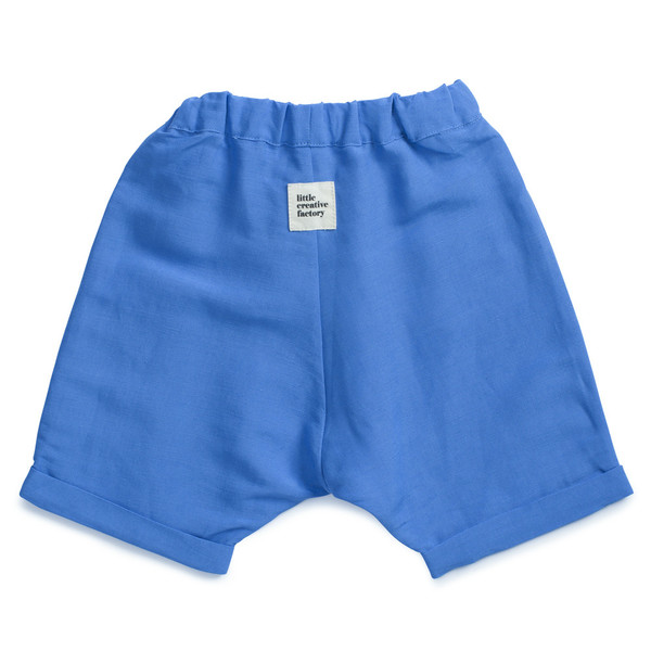 Little Creative Factory Colourful Baby Short Water Blue