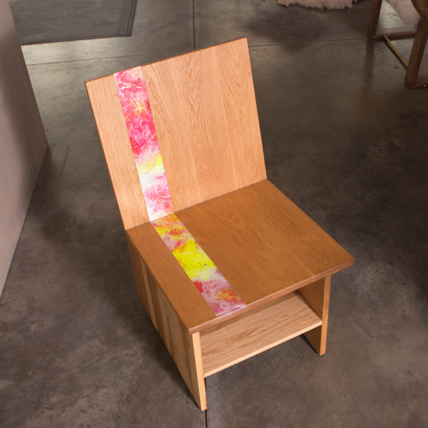 Mary Mooney x Bear It No More Chair