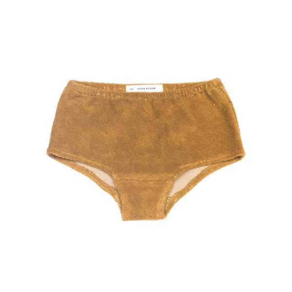 Soor Ploom Louise Trunks Ochre