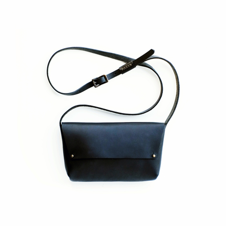 AW by Andrea Wong Northwest Crossbody Bag Black