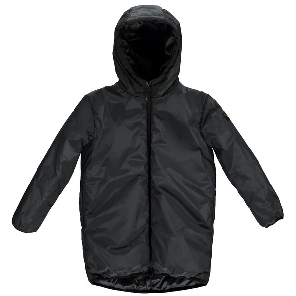 Finger in the Nose Rain Parka