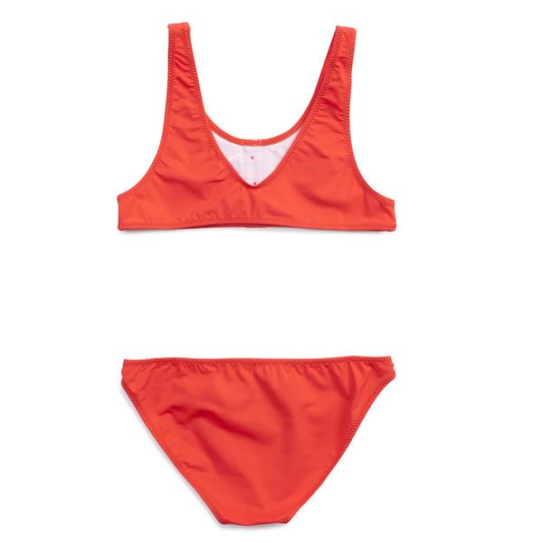 Pacific Rainbow Salome Swimsuit Coquelicot