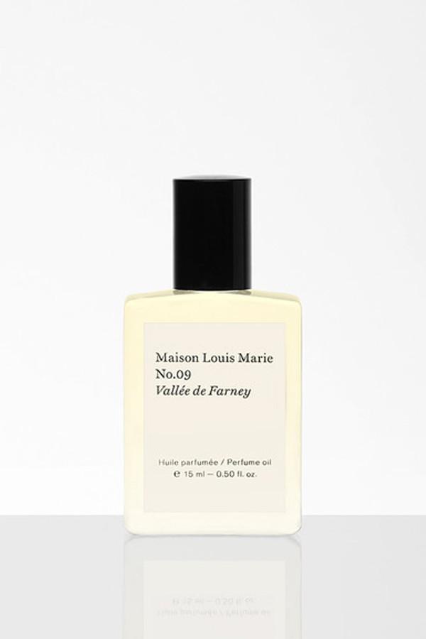 Men's Maison Louis Marie No.09 Vallée de Farney - Perfume oil