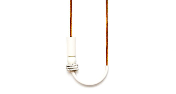 Maslo Jewelry Chock A Block Necklace