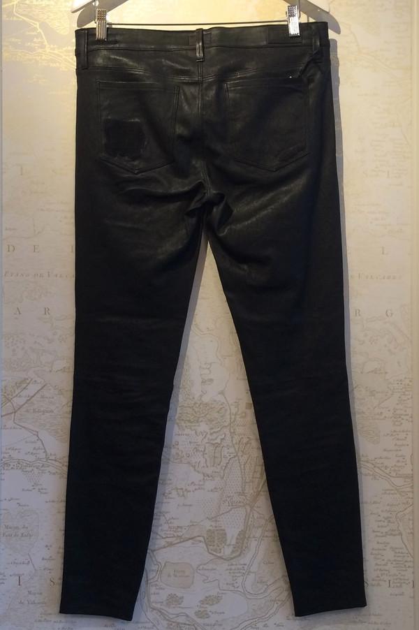 RtA 'Dorian' Destroyed Leather Pant
