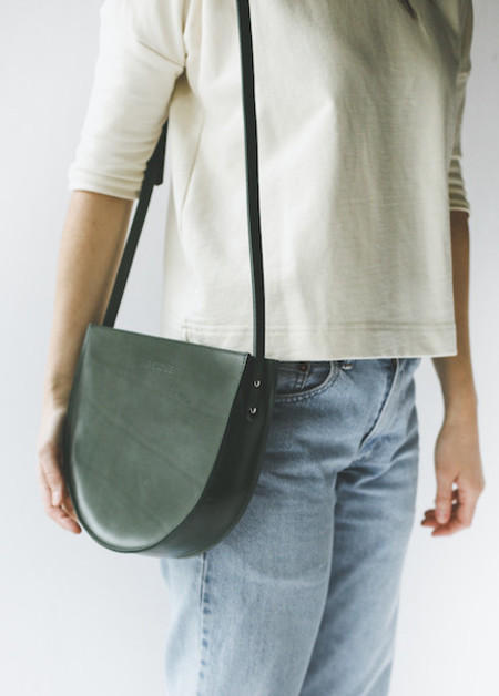 The Stowe Eloise in Emerald