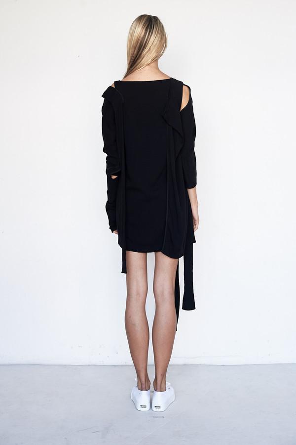 ECKHAUS LATTA Decipher Dress