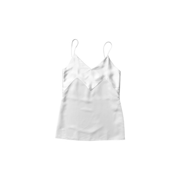 Carleen Double Silk Camisole