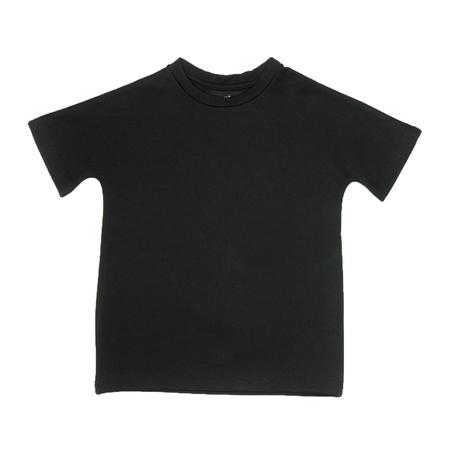 même MIMI Black Kimono Shirt