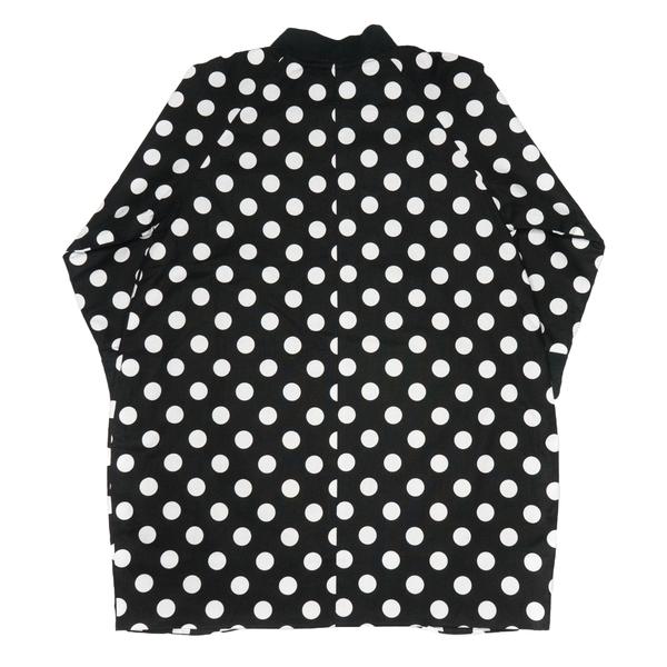 même Polka-Dot MERCY Extended Varsity Jacket
