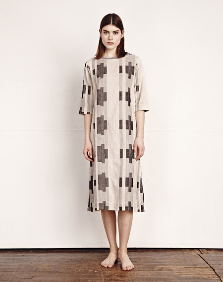 Ace & Jig Eden Dress - Mural