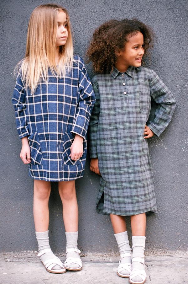Kid's boy+girl CHARLOTTE DRESS