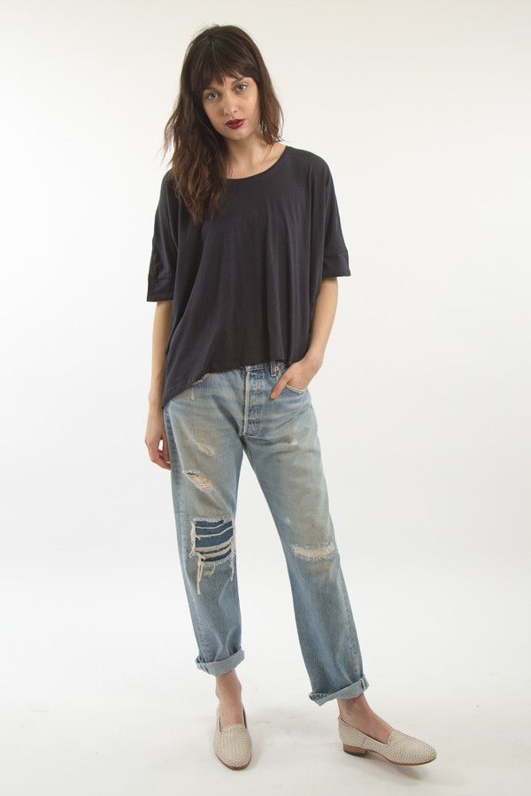 Kowtow Building Block Oversized Top