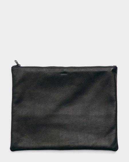 Baggu Flat Pouch Large - Black