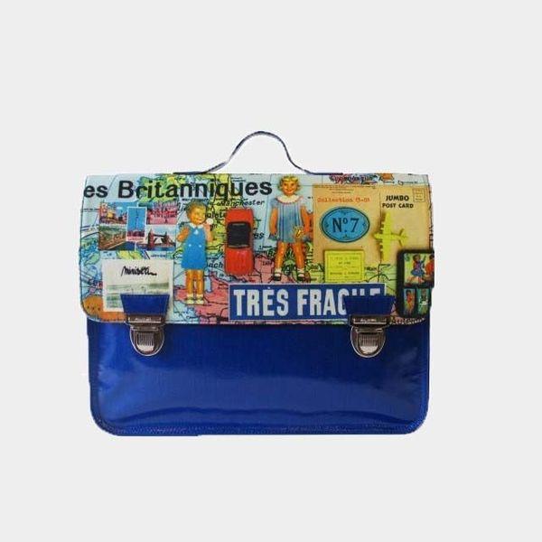 Miniseri Les Britaniques School Bag - Dodo Les Bobos