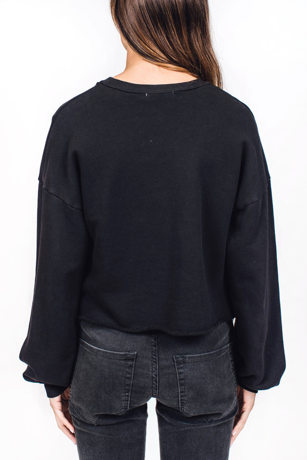 Lacausa Cropped Pullover