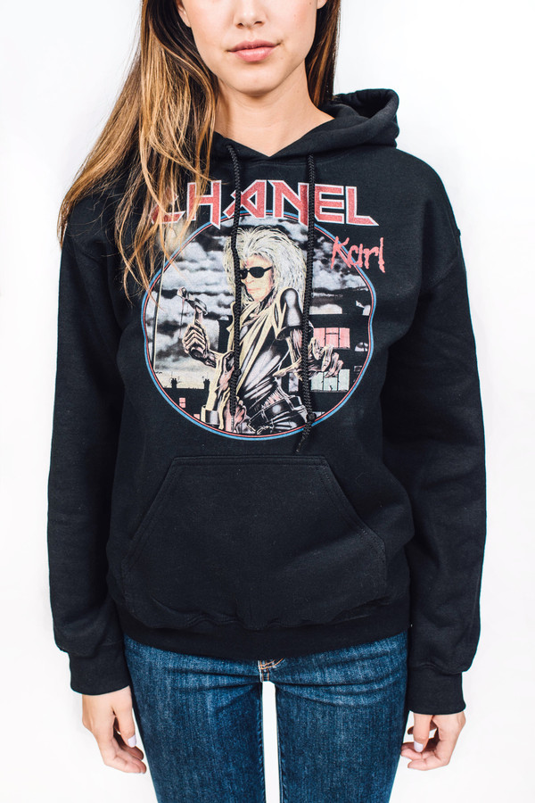 Bleached Goods Iron Lager Hoodie