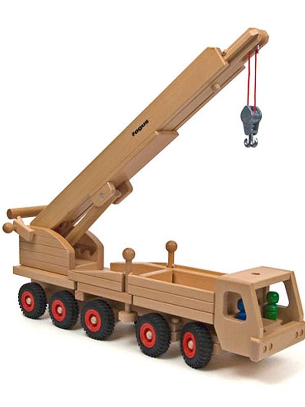 Fagus Mobile Crane - Norman & Jules
