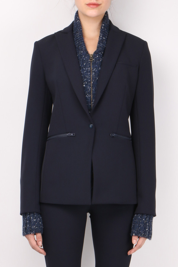 Veronica Beard Jasmine Sweater Jacket Dickey