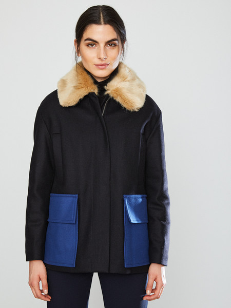 Defect Edna Coat