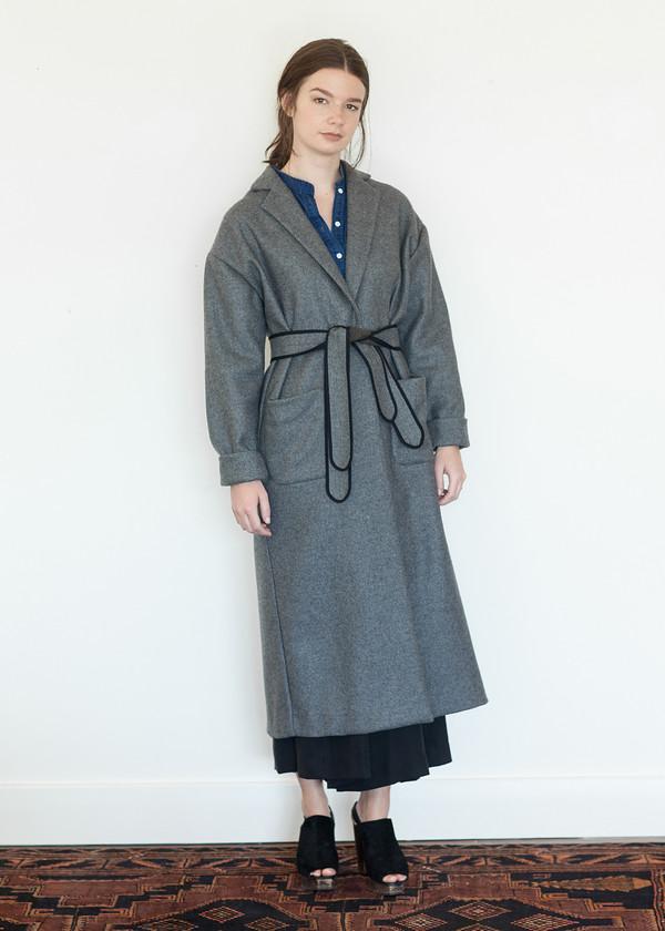Megan Huntz Ms. Rosalee Coat