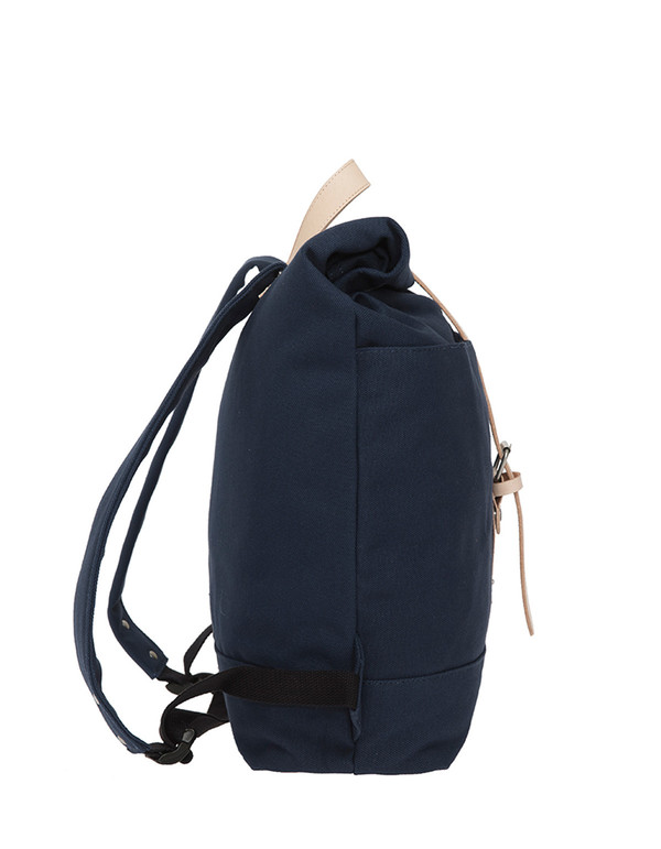 Enter Classic Collection Roll Top Backpack Navy