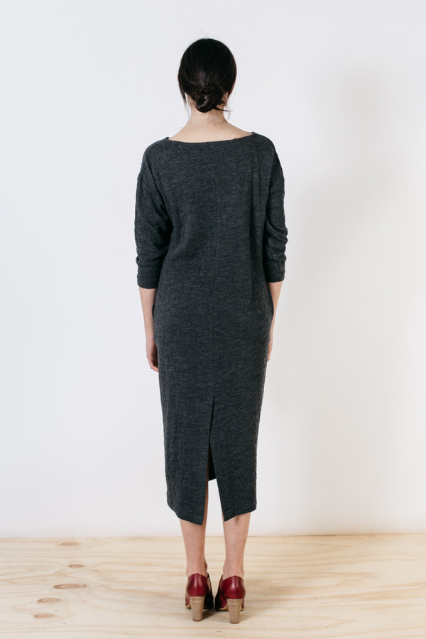 Bridge & Burn Bonham Textured Wool Knit