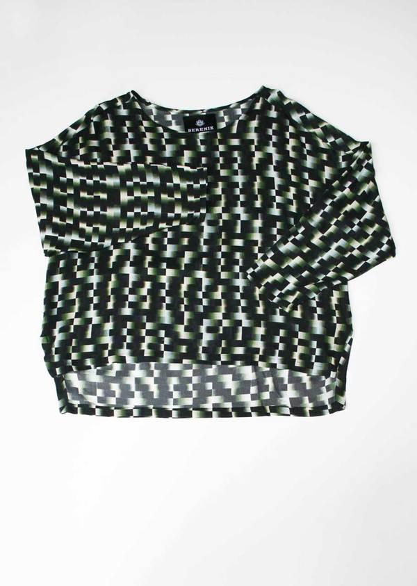Berenik Digital Printed Shirt