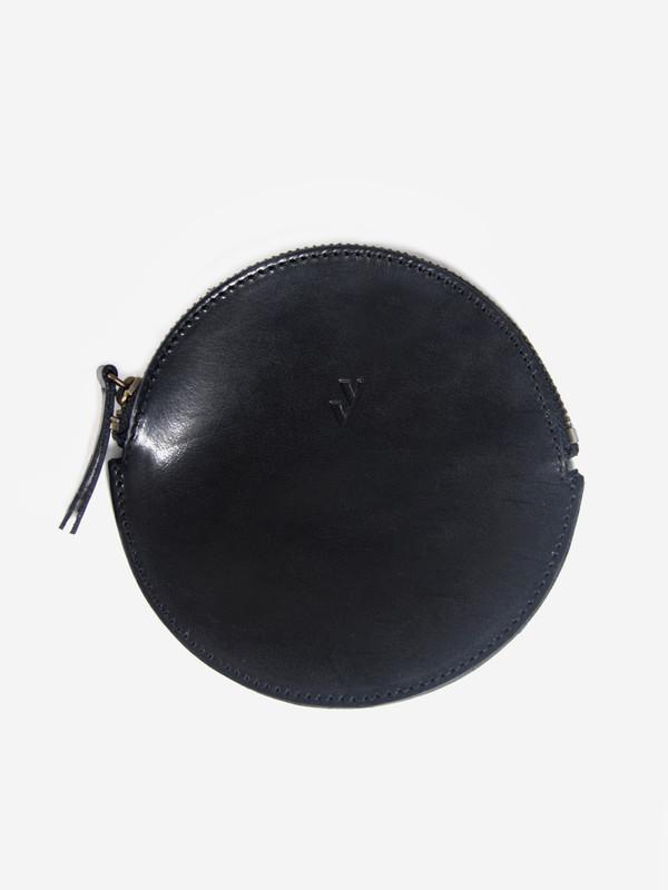 VereVerto Mon Circle Pouch Black