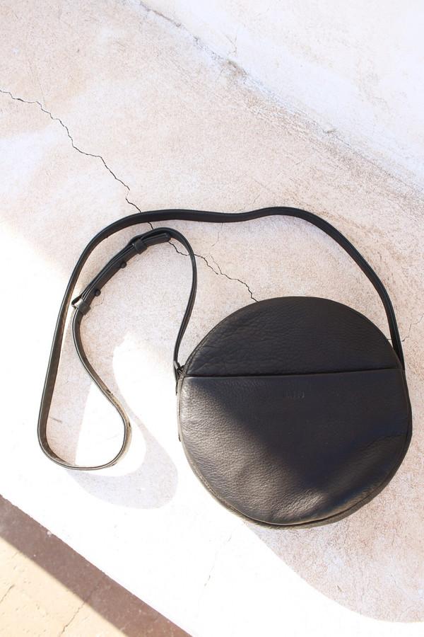 Baggu Circle Purse in Black