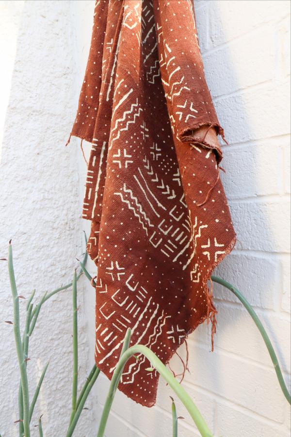 Mudcloth in Rust
