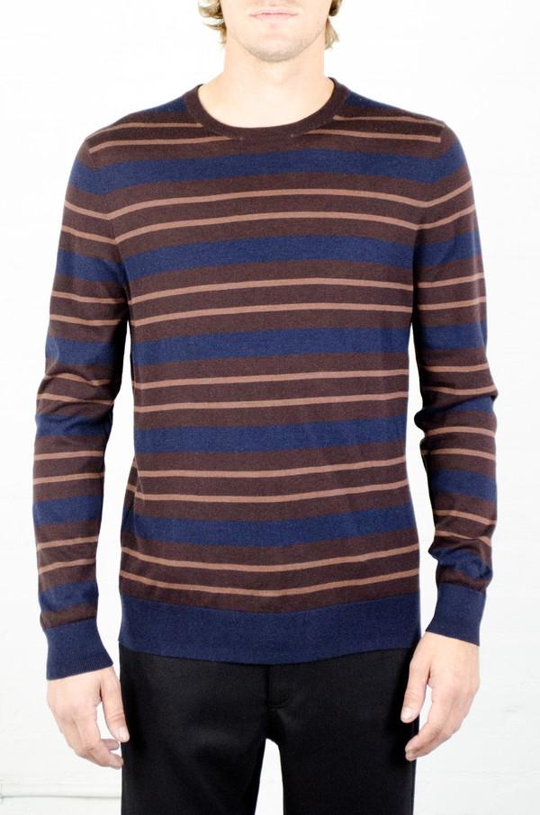 Men's Odin Stripe Crewneck Sweater