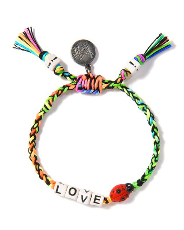 Venessa Arizaga Love Bug Bracelet