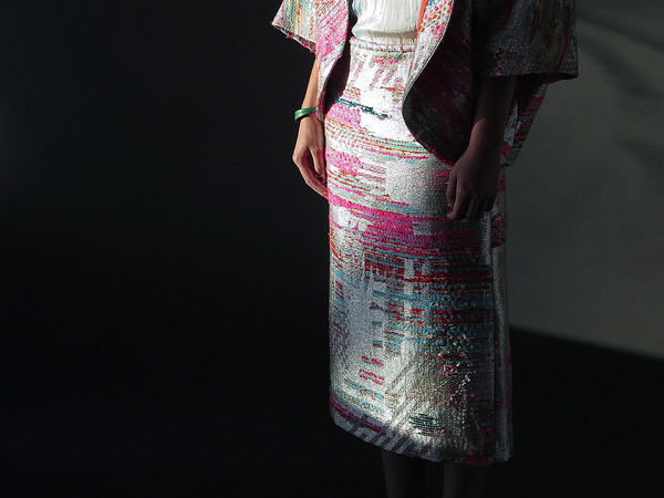 Erica Tanov jade skirt