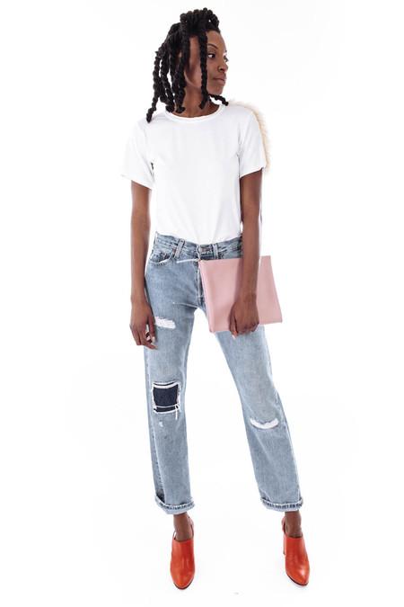 Sightline Sand Tee Shirt (Off White)