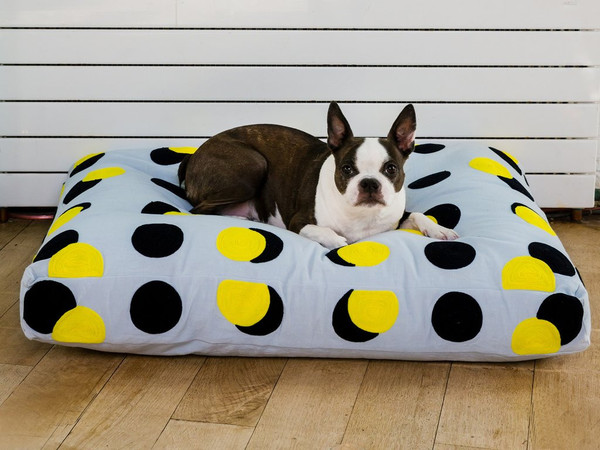 DOUBLE DOT DOG BED