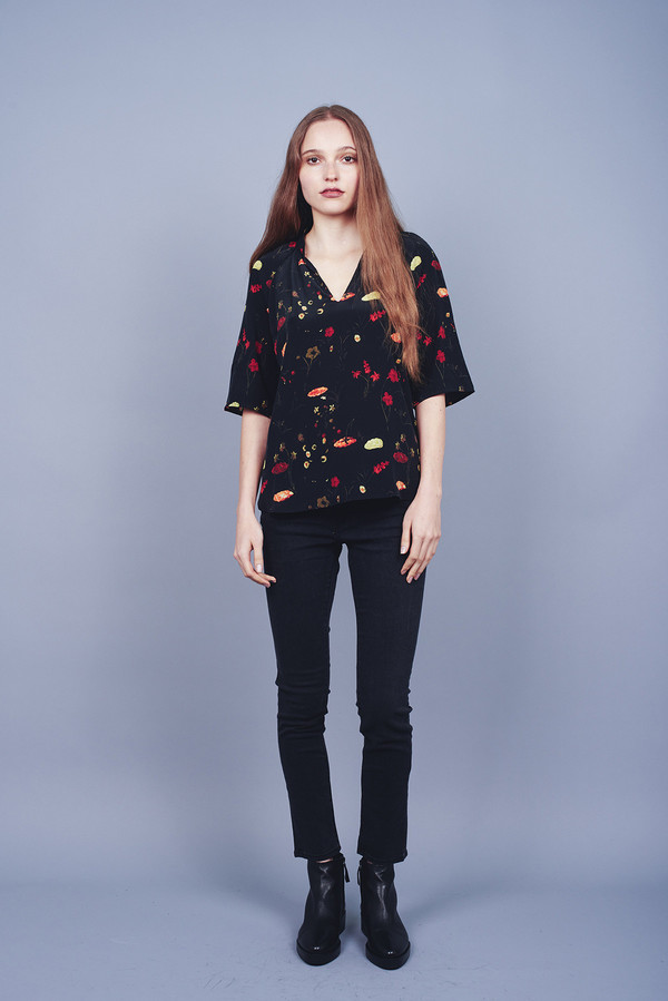 The Podolls Celia top