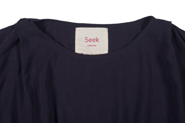 Seek Collective Purple Martyna Top