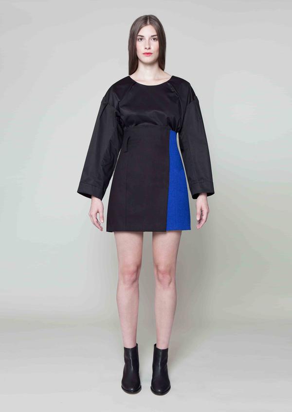 Matière Noire Sham Skirt