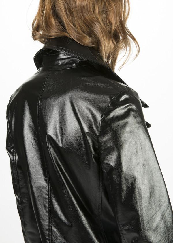 Simon Miller Bowa Leather Coat