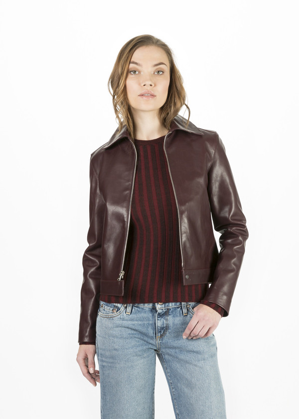 Simon Miller Lone Leather Jacket
