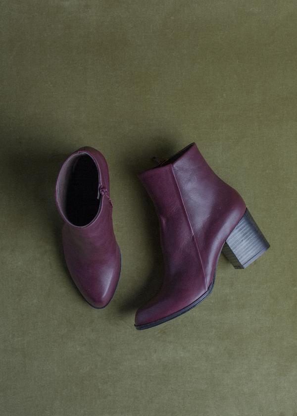 Coclico Ombo Boot - Pagoda Burdeos