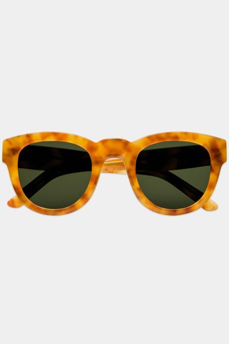 Sun Buddies Acetate Jodie Sunglasses - Caramel