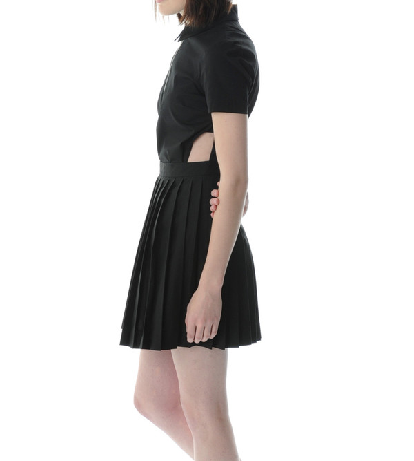 A.L.C. Black Gregory Dress