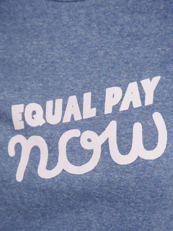 Rachel Antonoff Equal Pay Now Sweatshirt
